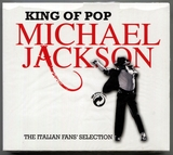 MICHAEL JACKSON-2008-KING OF POP-THE ITALIAN FANS' SELECTION-32曲精选CD-意大利2CD版