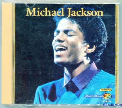 MICHAEL JACKSON-MUSIC FOR PLEASURE-澳大利亚版