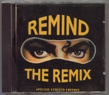 MICHAEL JACKSON-REMIND THE REMIX-SPECIAL LIMITED EDITION-中国盗版