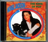 MICHAEL JACKSON-THE KING OF POP-15曲精选CD-美国版