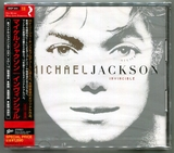 MICHAEL JACKSON-INVINCIBLE-日本2010再版