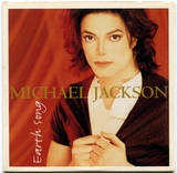 1995-MICHAEL JACKSON-EARTH SONG-5 TRACKS-AUSTRALIA CARDBOARD CDSINGLE-澳大利亚卡版