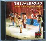 THE JACKSON 5-1996-HISTORIC EARLY RECORDINGS-西班牙版