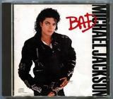 MICHAEL JACKSON-BAD-美国CBS银圈版-DIDP 70643-EK40600 01! MADE IN USA BY PDO