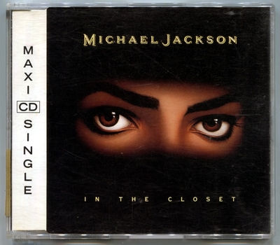 1991-MICHAEL JACKSON-IN THE CLOSET-MAXI CDSINGLE-5 TRACKS-AUSTRIA CDSINGLE-奥地利版CD1