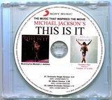 2009-MICHAEL JACKSON-THIS IS IT-3 TRACKS-PORLAND PROMO CDSINGLE-波兰宣传版