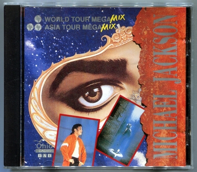 MICHAEL JACKSON-WORLD TOUR MEGAMIX